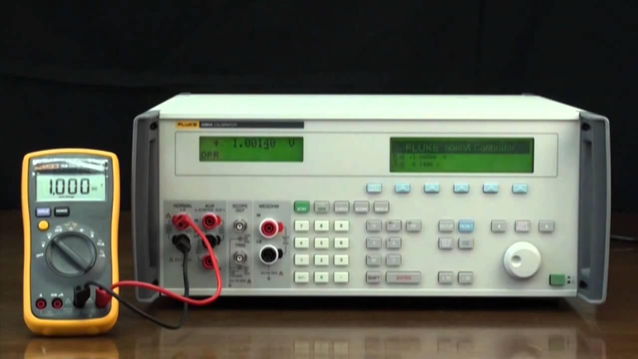 Mutlimeter Calibration Services