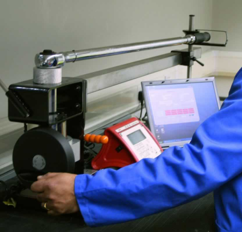 Torque Wrench Calibration Services Cleveland Instrument