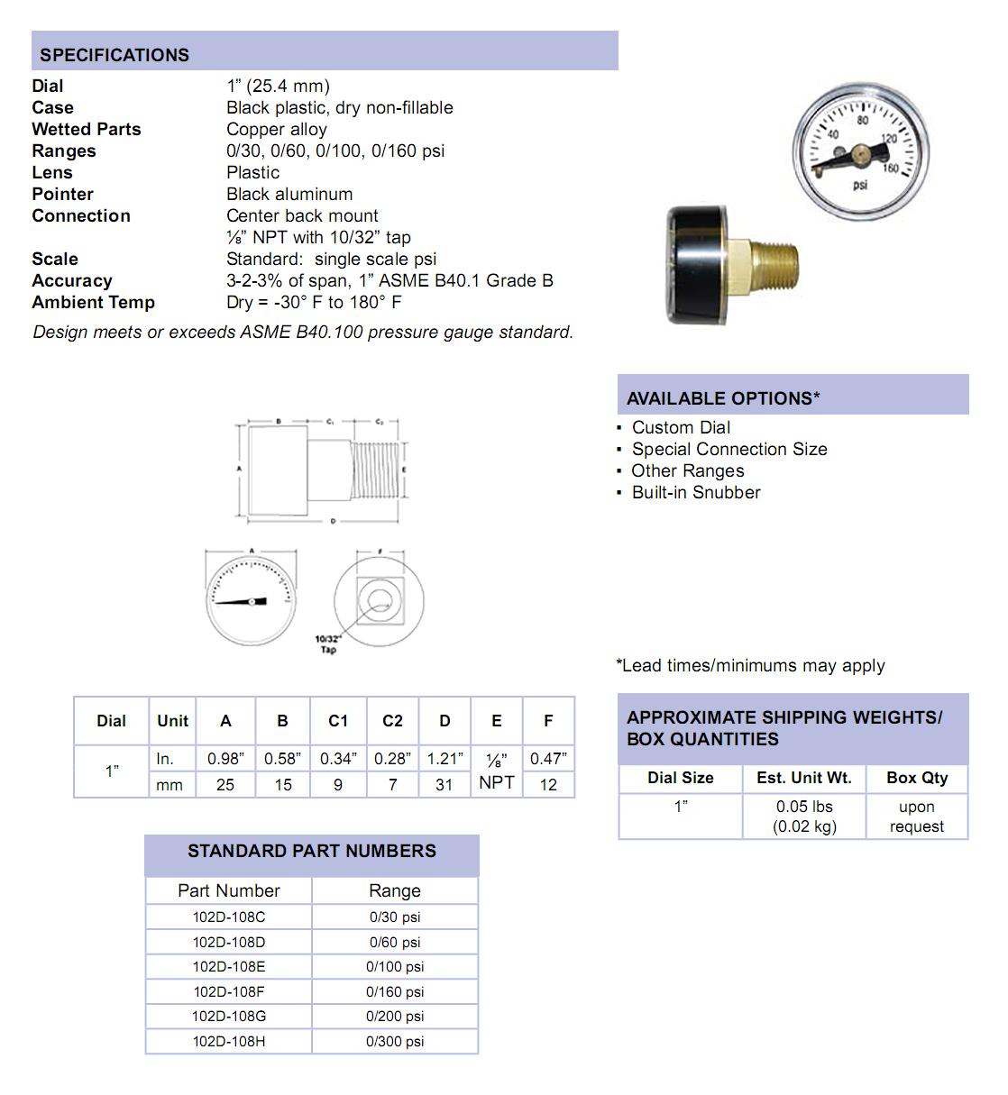 1-inch-mini-bourdon-tube-gauge-specifications