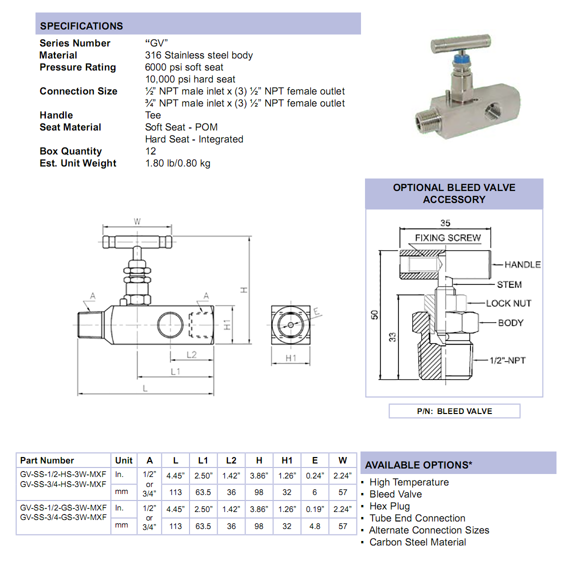 gv-multi-port-gauge-valve-specifications