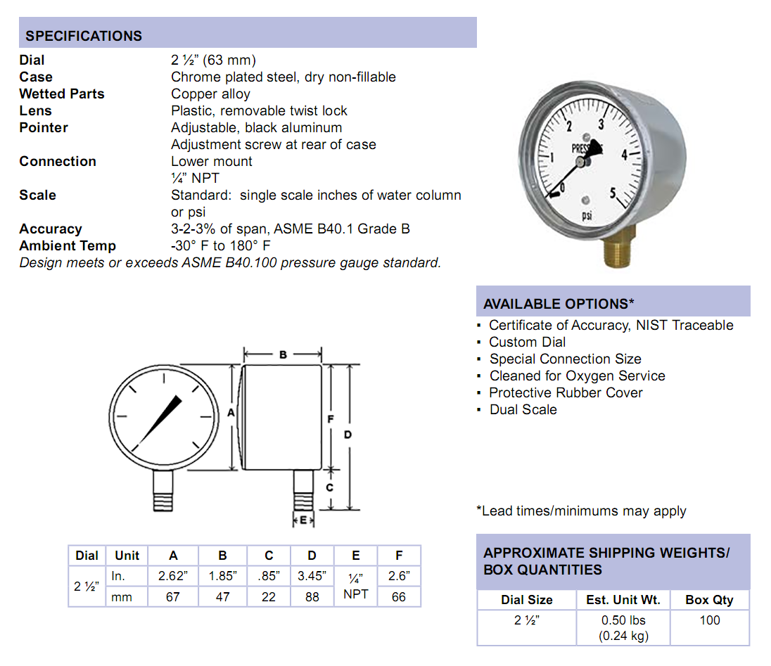 lp1-low-pressure-lower-mount-specifications