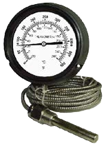 remote-dial-gas-actuated-thermometers