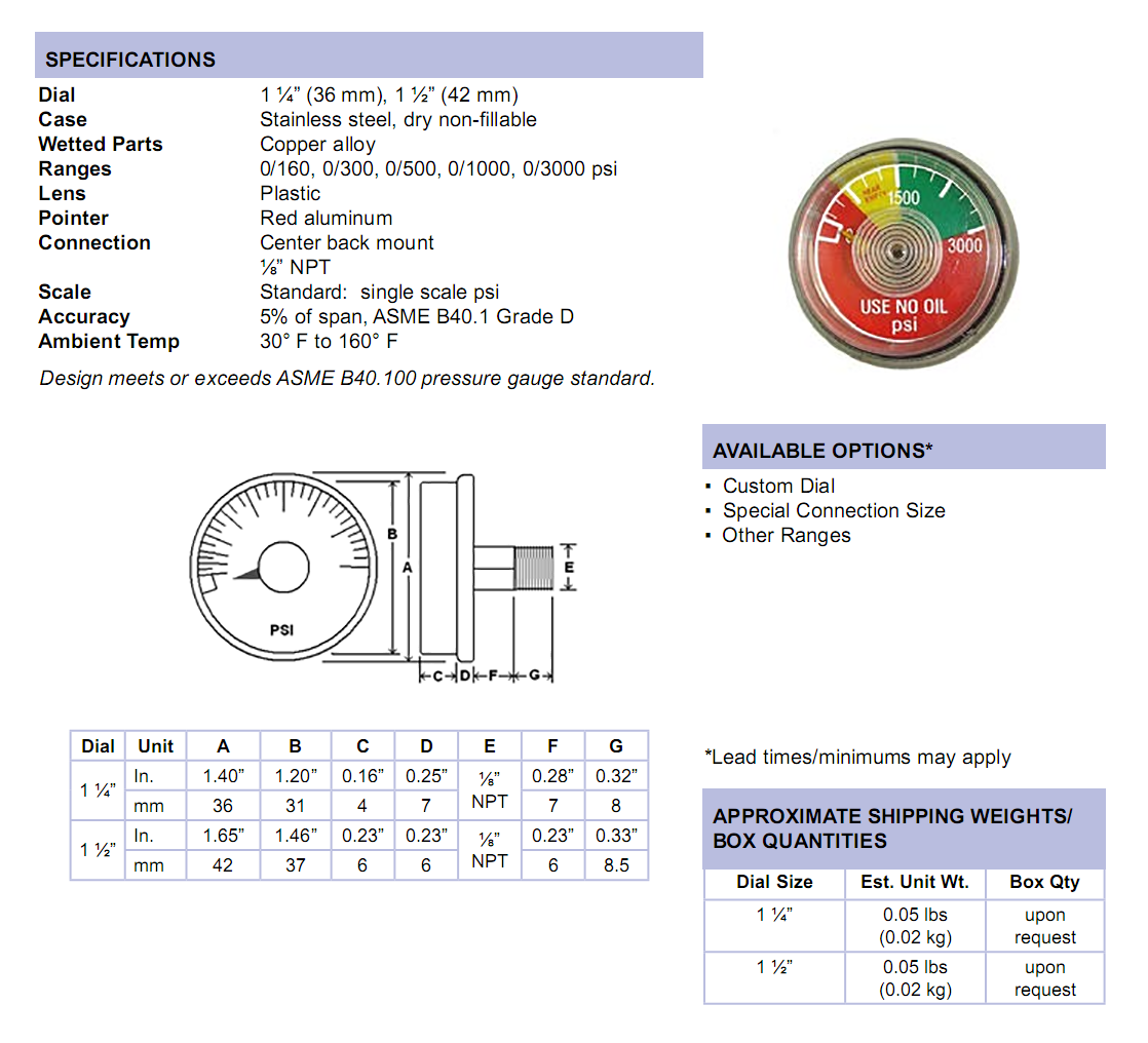 spiral-tube-gauge-specifications